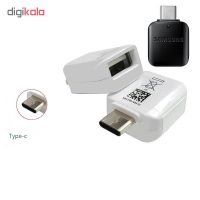 مبدل OTG USB-C مدل GH98-41288A                     غیر اصل