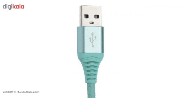 کابل تبدیل USB به microUSB تسکو مدل TC 50 طول 0.9 متر