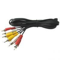 کابل 3 جک RCA به 3 جک RCA کد AV طول 1.5 متر