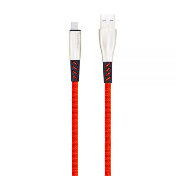 کابل تبدیل USB به microUSB کینگ استار مدل K38 A طول 1 متر