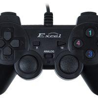 دسته بازی شوک دار  اکسل مدل X-202 بسته 2 عددی